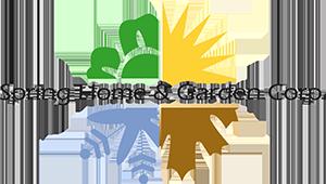 Spring Home & Garden Corp. Logo
